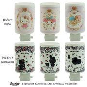 サンリオ  セラミック アロマ コンセント ランプ Ceramic Aroma Concent Lamp Sanrio