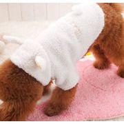 犬服 ペット 厚手 暖かい 愛犬 ハロウィン XS-XL ペット服