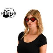 ELOPE #Pixel Heart Glasses BK/RD  14052
