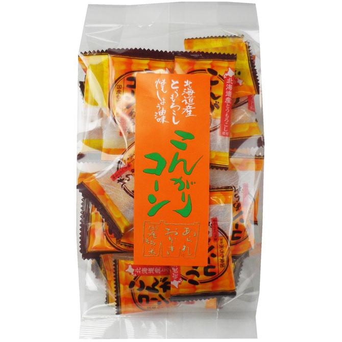 コーンあられ 焼き醤油味 M-C350