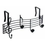 大西賢製販 4連ドアハンガー ミュージック