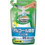 スクラビングバブル アルコール除菌トイレ用替え 250ML【 ジョンソン 】 【 住居洗剤・トイレ用 】