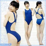 1234E■MB■送料無料■競泳水着 色:紺 サイズ:M/BIG