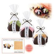 ふんわり和菓子タオル  /  ギフト ノベルティ スイーツタオル ハンカチ