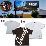 GRIZZLY X CHAMPION FULL COURT PRESS TEE  16040