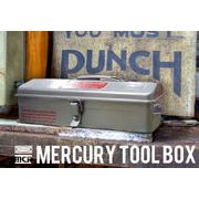NEW! 【MERCURY】 TOOL BOX