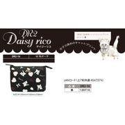 「猫グッズ」「財布」Daisy Ricoデイジーリコ W角ポーチ