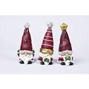 【お仕入れ12000円で送料無料♪♪】【クリスマス】【ノームサンタ】3種