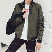 ジャケット♪ブラック/グリーン2色展開◆【新作】