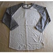 CAB 4.4オンス 3/4スリーブ ラグラン トライブレンドTシャツ