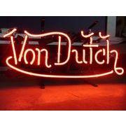 ネオンサイン【Von Dutch】ヴォンダッチ