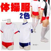 体操服とブルマのセット☆2color【コスチューム・制服】《半額/在庫一掃セール》