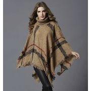 【秋冬新作】ファッションセーター♪ブラウン/ブラック/グレー3色展開◆