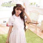 看護婦 ナース 制服 コスチューム コスプレ ハロウィン 仮装 衣装 2点セット Mサイズ bwn1271-2