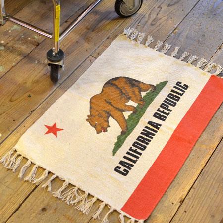 CALIFORNIAREPUBLIC Cotton Mat