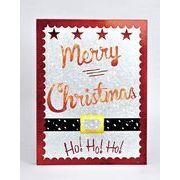 <AMANO>【クリスマス】【LEDガルバサイン】サンタ