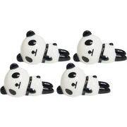 ツイン 箸置き 磁器 パンダ