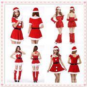 クリスマス衣装 レディース コスプレ衣装  23# 51# 9# 20# サンタコスチューム