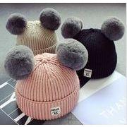 新品★キャップ★ハット★子供帽子★毛糸帽子
