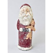【ウインターフェアセール!】【クリスマス】【シュールオブジェ】サンタ