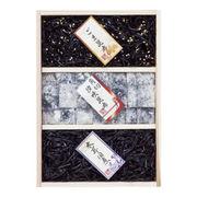 (低額ノベルティグッズ)(低額食品(1000円以下))万味豊秀塩昆布・佃煮3品詰合せ 201-01