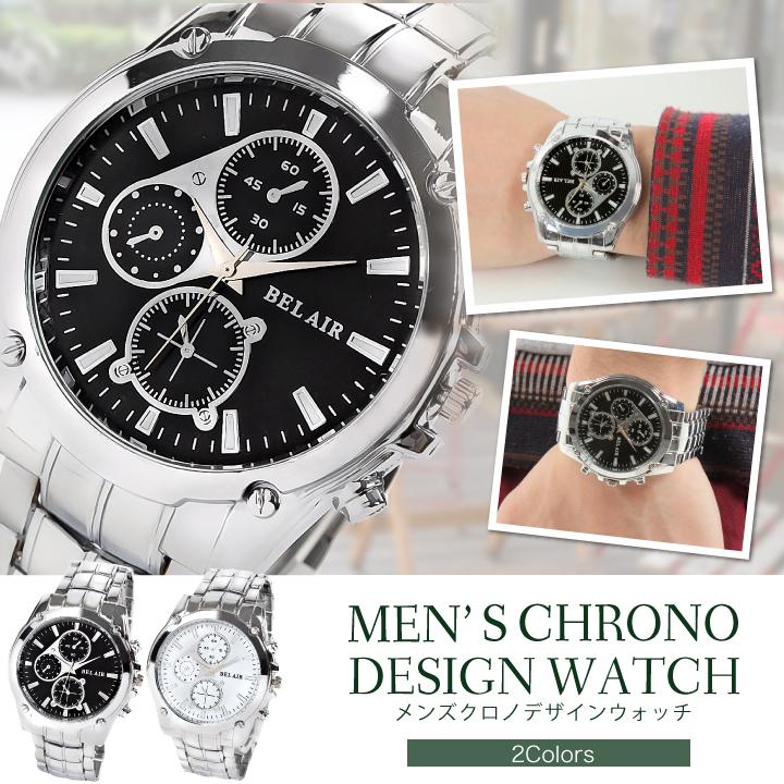 腕時計 メンズ Bel Air Collection ベルエア OA06