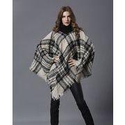 【秋冬新作】ファッションセーター♪アカ/カーキ/ホワイト3色展開◆