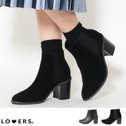 サイドゴアブーツ 【即納】靴 ブーツ ブラック ショートブーツ サイドゴア