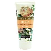 RUDY Nature&Arome SERIES ルディ ナチュール&アロマ Hand Cream ハンドクリーム Rose ローズ