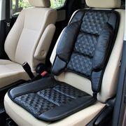 シンプルかつクールな車内空間を。ソニックレザーダブルクッション