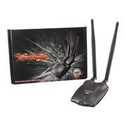 Wi-Fi 無線LAN 150Mbps ワイヤレスusbアダプタ  レシーバー LANワイヤレスネットワークカード 送料無料