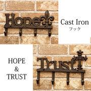 ★【Cast Iron HOOK】★キャストアイアン フック ♪