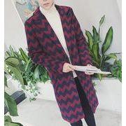 秋冬メンズコート ジャケット 通勤通学 カジュアル ファッション♪レッド/ホワイト2色