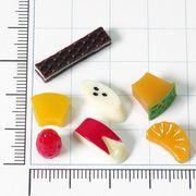 立体フルーツミニミニ パフェグラス・ミニチュア皿用 セット価格
