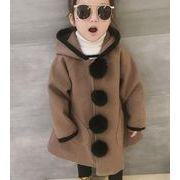 ★新品★キッズファッション★キッズ 厚手 防寒★コート