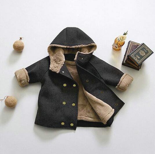 男の子 長袖 コート 子供コート 子供服 キッズ服 冬物 カジュアル系 防寒 厚手