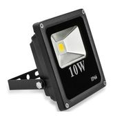 LED投光器10w新型薄型|作業灯 看板照明 集魚灯 工事現場用照明 常夜灯屋外用照明最適高輝度led 昼白色