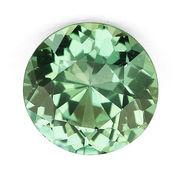 天然石 ルース 卸売/ グリーンサファイア ラウンドカット 小さいサイズ 1.5mm/2mm