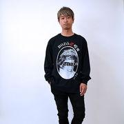 ストリート系 HIPHOP トップス 長袖 GELTOOB【ゲルトゥーブ】G-0017 PRINCESS-LTS BLACK