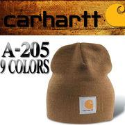 カーハートA205 ACRYLIC KNIT BEANIE 14004