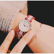 ファッション レディース 腕時計 ウォッチ 石英時計 韓国風 学院風 復古