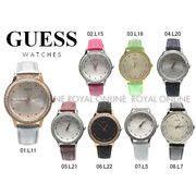 S) 【ゲス ウォッチ】 W0648 チェルシー CHELSEA 腕時計 アナログ クオーツ 全8色 レディース