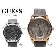 S) 【ゲス ウォッチ】 W0475 G1 G2 ゲス 腕時計 アセット アナログ クオーツ 全2色 メンズ