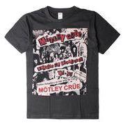 ヴィンテージ風 ロックTシャツ Motley Crue モトリー クルー Decade Of Decadence