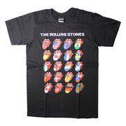 ロックTシャツ The Rolling Stones ザ ローリング ストーンズ ベロ 万国旗