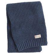 正規品 ホリスター メンズ マフラー Hollister Knit Scarf (ネイビー)