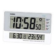 (インテリア・バラエティ雑貨)(デジタル時計)カシオ 生活環境お知らせクロック IDL-170J-7JF