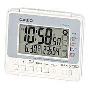 (インテリア・バラエティ雑貨)(デジタル時計)カシオ 生活環境お知らせクロック DQL-250J-8JF