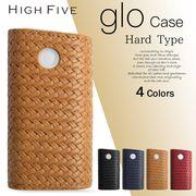 HIGH FIVE glo ハード スリーブケース イントレチャートデザイン 4カラー