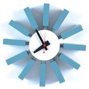 ジョージ・ネルソンブロッククロック 掛け時計